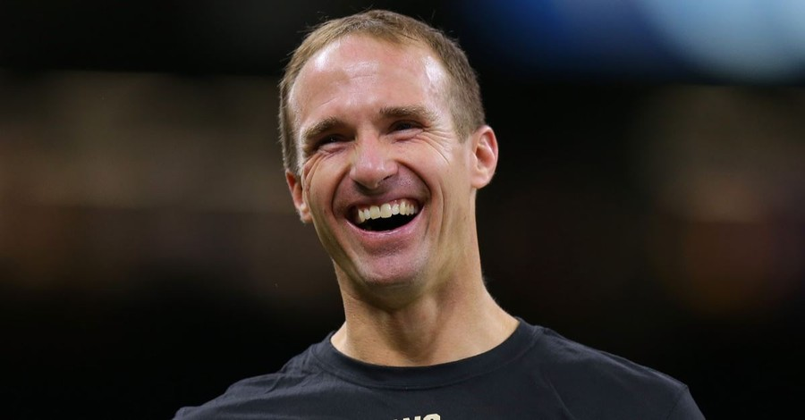 Drew Brees, Wife Donate $5 Million to Fight Coronavirus as Louisiana Becomes Inundated with Patients