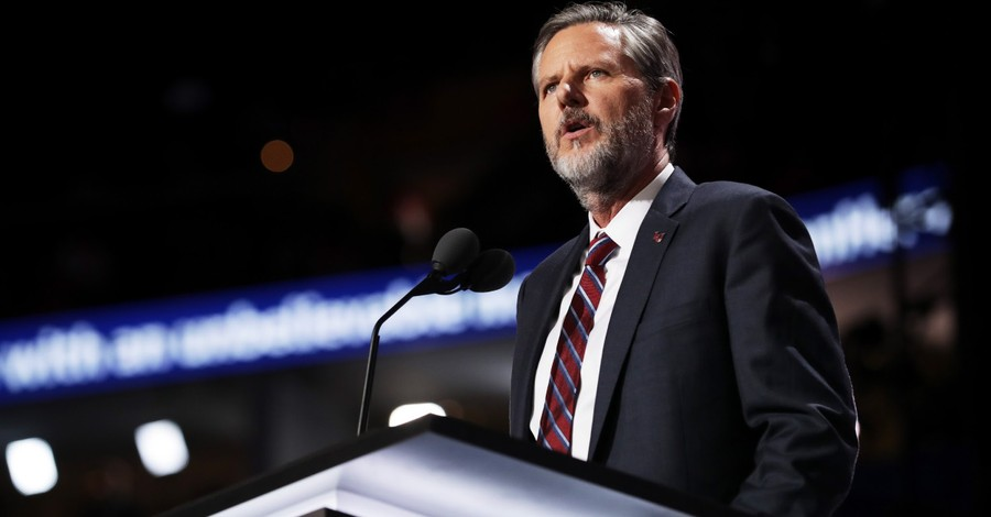Jerry Falwell Jr. Sues Liberty University for Forcing Him to Resign, Damaging His Reputation