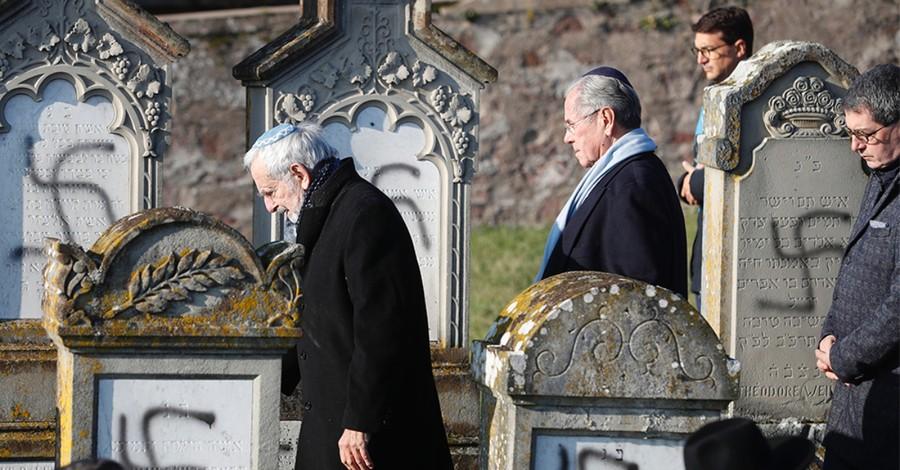 Anti-Semitism Is a Public Health Crisis