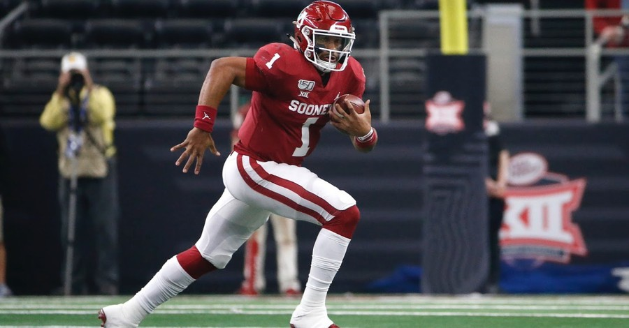 'I'm Blessed to Be Here' – Sooners' QB Jalen Hurts Shares His Faith-Filled Journey