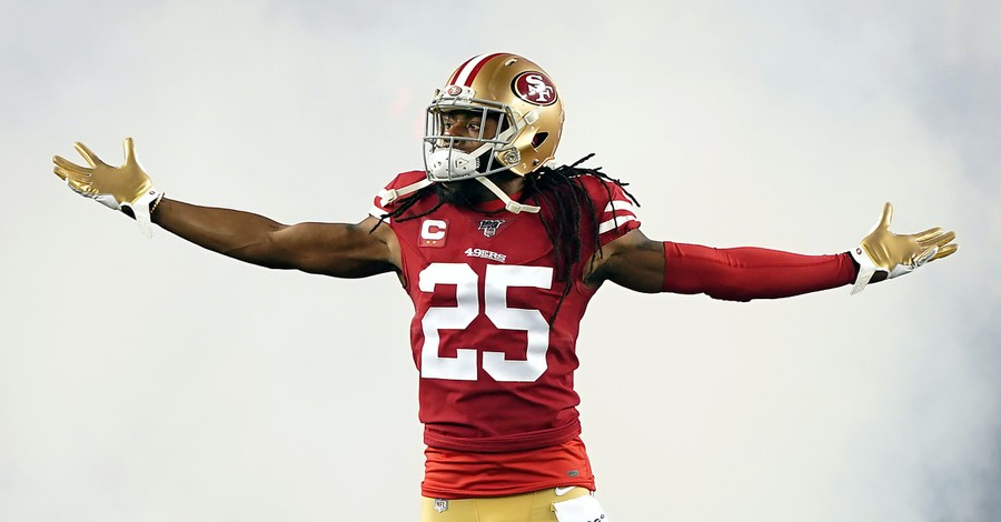 The 49ers' Richard Sherman Donates over $27,000 to Clear Student Lunch Debt