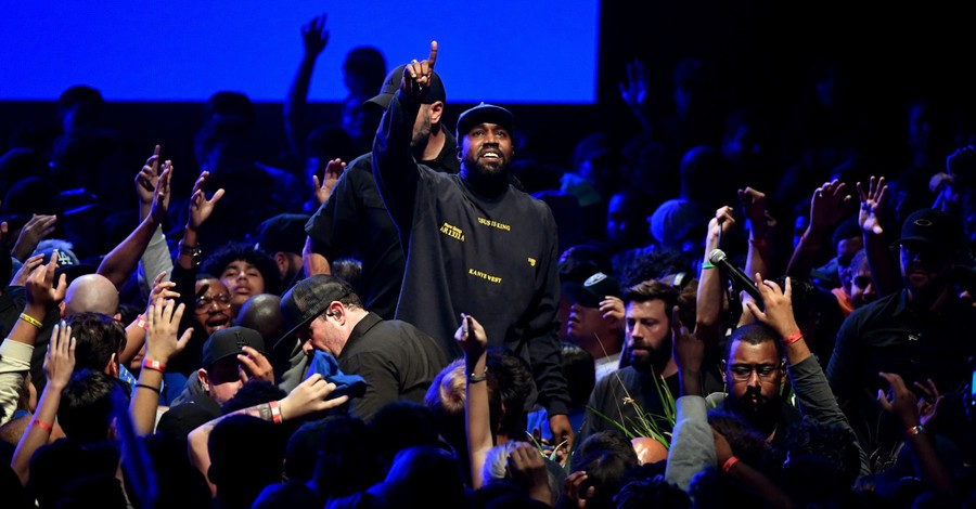 Kanye West Drops New Single, 'Wash Us in the Blood,' Announces Upcoming Christian Album