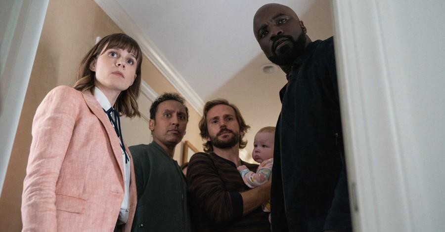 CBS' <em>Evil</em> Can Spark Conversations about God, Producers Say