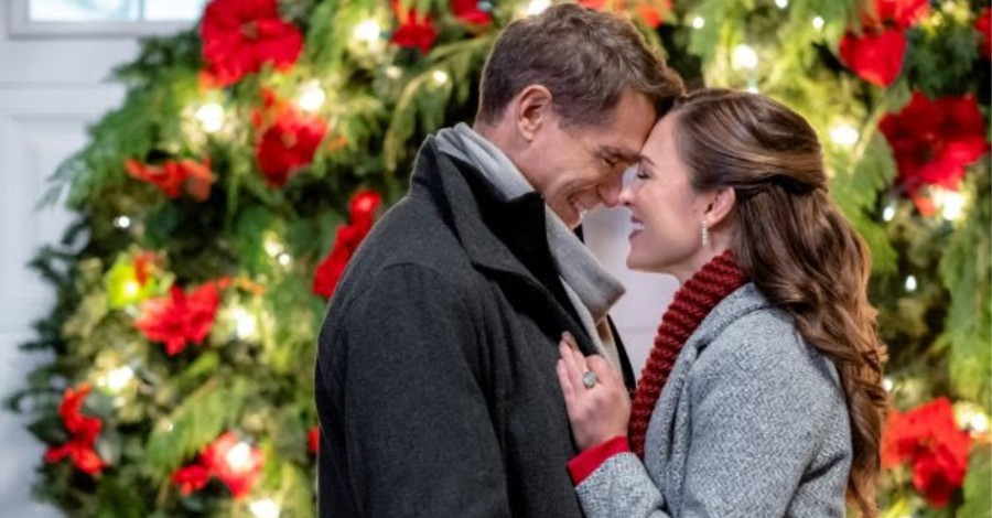 Hallmark Channel Stands by Same-Sex Wedding Ad, Promises LGBT Characters in Programs