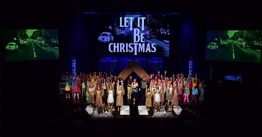 Beatles Music, Christmas Story Come Together at Suburban Chicago Church
