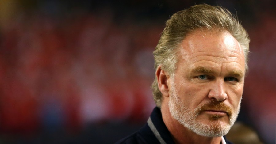 Former NFL Player Brian Bosworth Apologizes for Rudeness toward Cashier after 30 Years, Says God Changed His Attitude