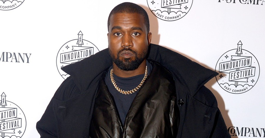 'God Just Gave Me the Clarity and Said It's Time': Kanye West Details Presidential Platform