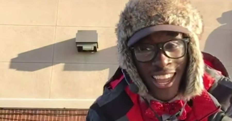 Video of Joy-Filled Chick-fil-A Worker Goes Viral with 500,000 Views