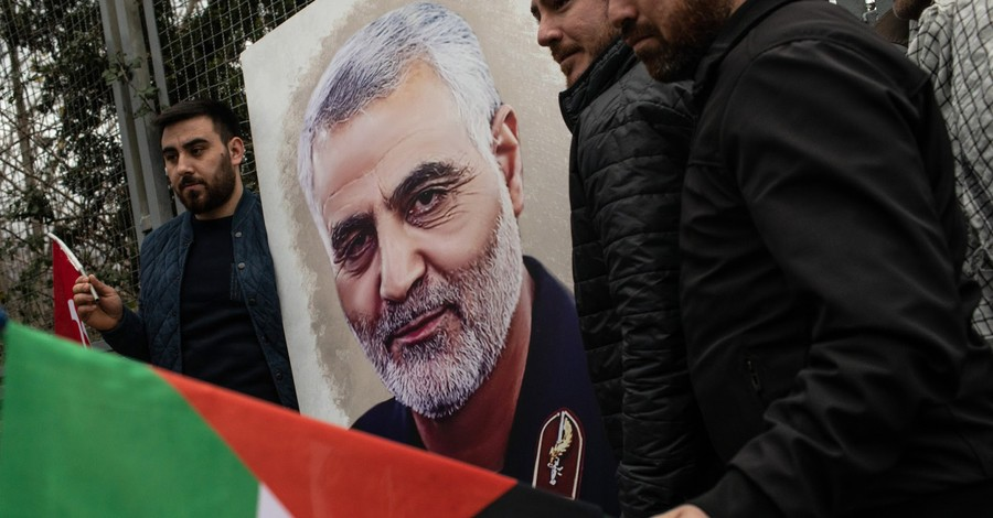 56 Killed, More than 200 Injured in Stampede during Qassem Soleimani's Funeral Procession