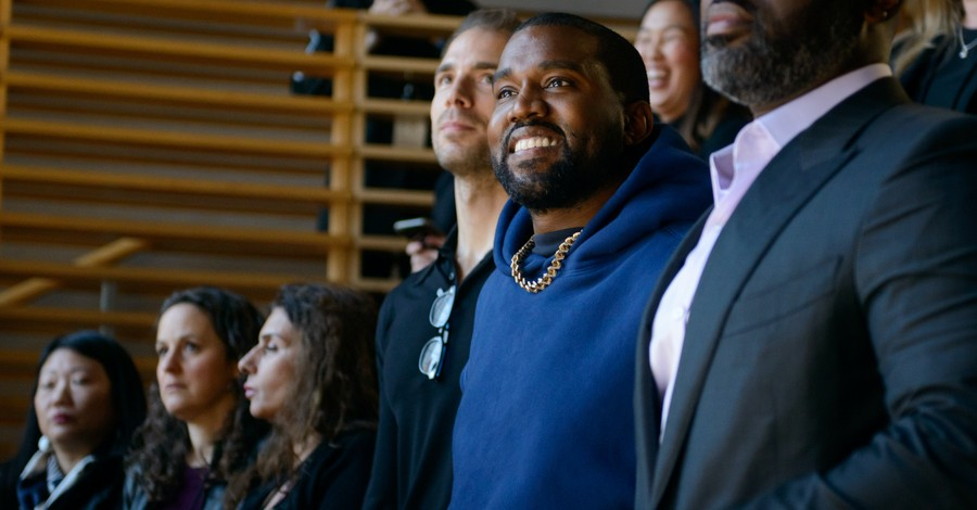 Kanye West Releases New Song, Campaign Ad Urging Americans to Work Together, Rely on God
