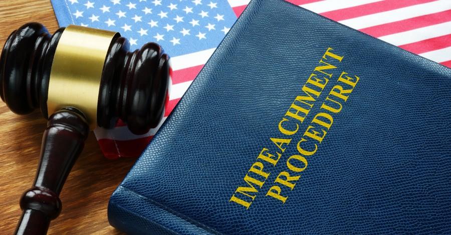 Law book on impeachment