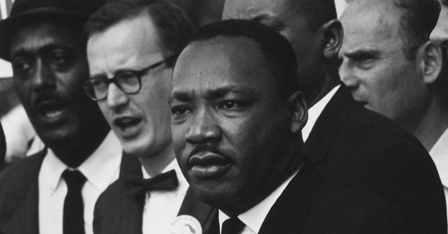 Handwritten Note by Dr. Martin Luther King Jr. Goes on Sale: The Oscars and Christian Grace