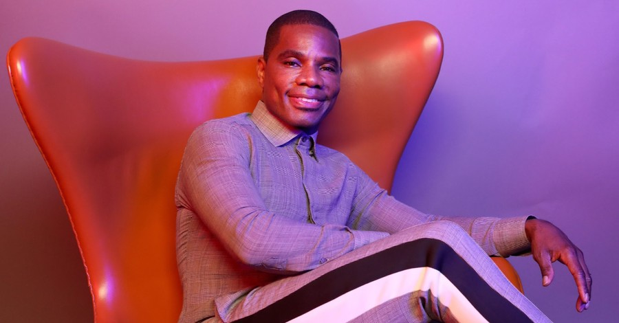 Kirk Franklin Opens Up about His Struggle with Depression, Anxiety