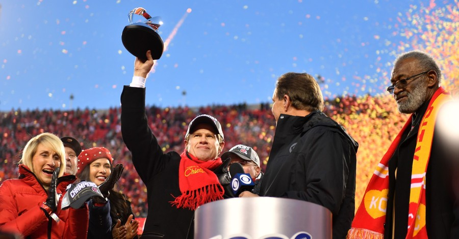 'My Identity Is My Faith in Christ': Chiefs CEO Highlights His Faith after Winning AFC Championship