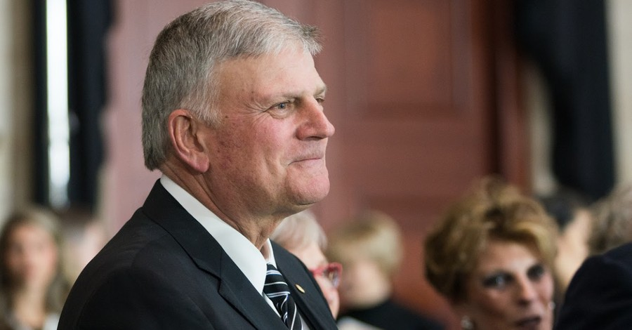 Franklin Graham Urges the Church to Pray amid Violent Protests following the Death of George Floyd