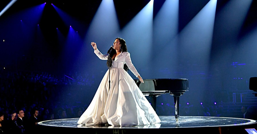 Demi Lovato Shares How God Gets Her Through Difficult Times