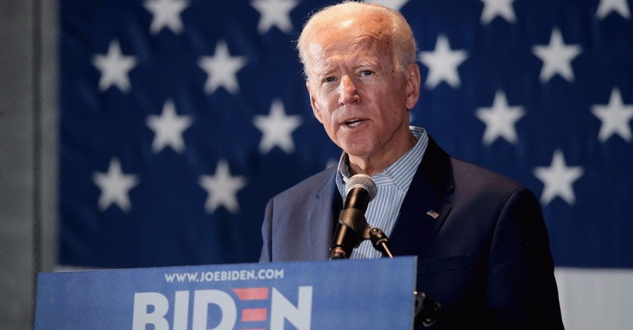Biden Pledges Passage and 'Full Enforcement' of LGBT Equality Act in His First 100 Days