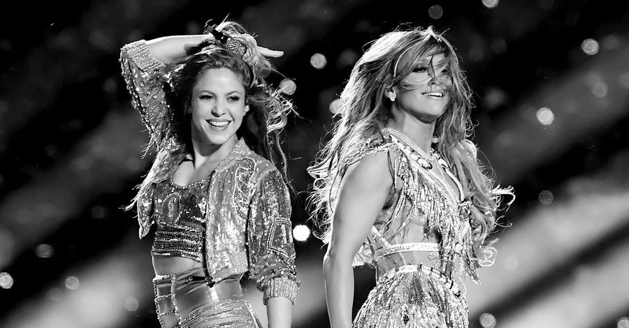 J. LO and Shakira's Super Bowl 'Performance' and Our Culture's Mixed Messages