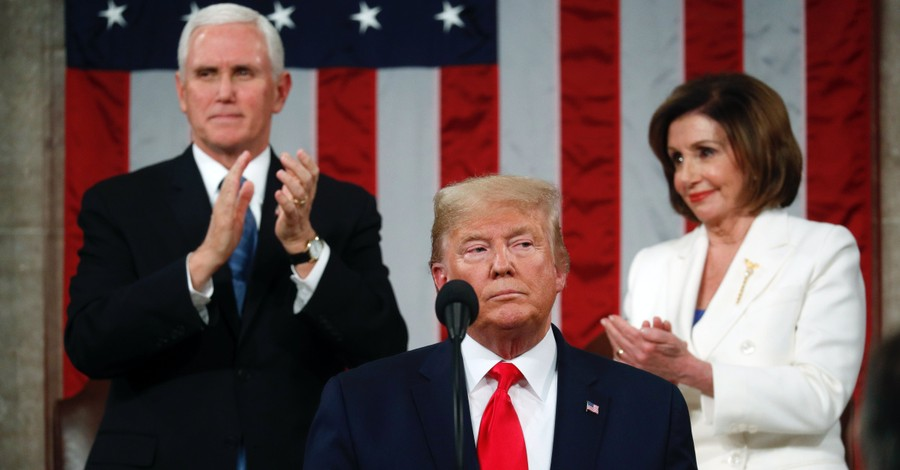 'Life Is a Sacred Gift from God' – Trump Backs Ban on Late-Term Abortion in State of the Union Address