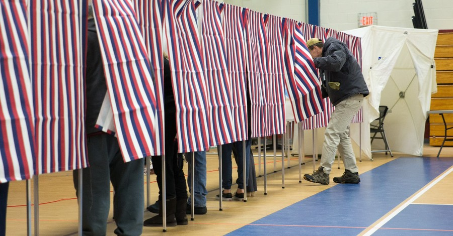 New Hampshire Holds First Presidential Primary of the 2020 Election