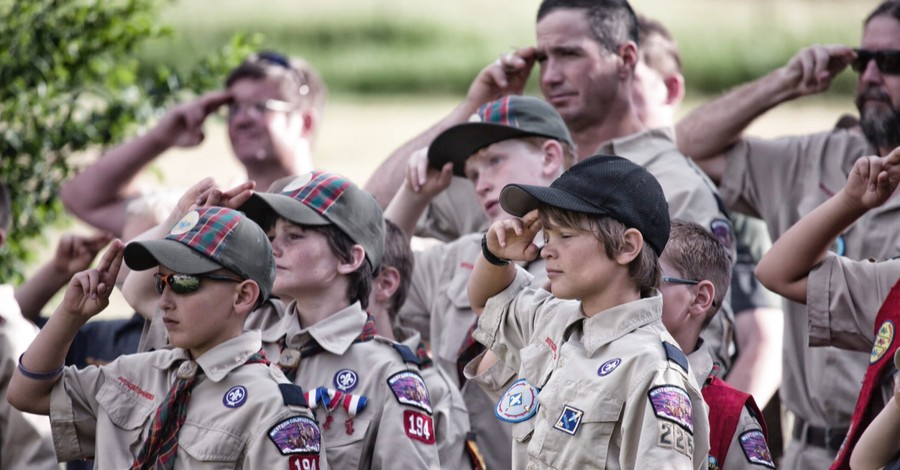 Boy Scouts of America File for Bankruptcy