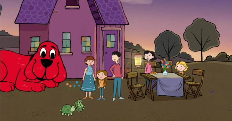 PBS Kids' <em>Clifford the Big Red Dog</em> Introduces LGBT Characters