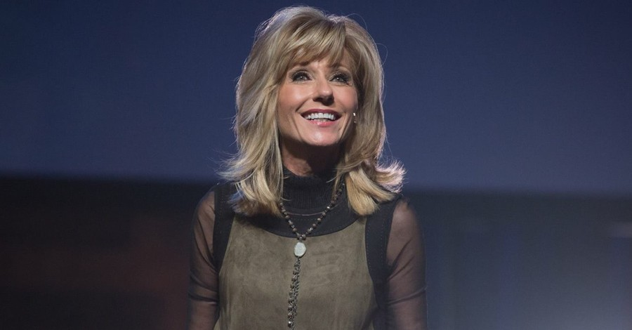 Beth Moore Says Scripture Helped Her Deal with Childhood Sexual Abuse