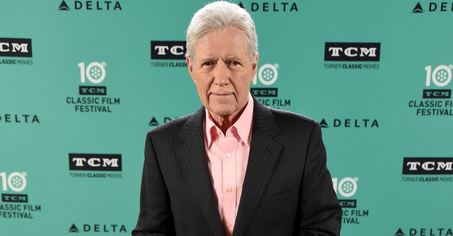 Alex Trebek Credits 'Faith in God,' Prayers for Beating 18 Percent Survival Rate