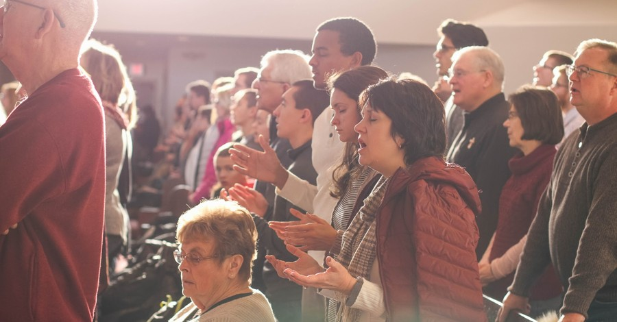 Is 2021 the Great Reset of the Church?