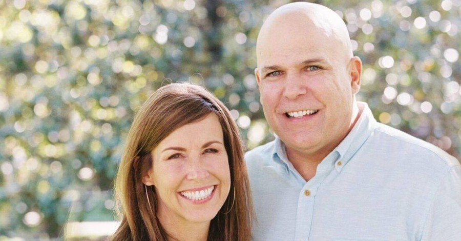 Kerry and Chris Shook Share How God Used the Loss of Their Grandson to Help Others