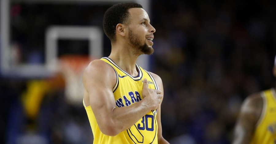 Steph Curry Is Helping Give 1 Million Free Meals to Students during Coronavirus Pandemic