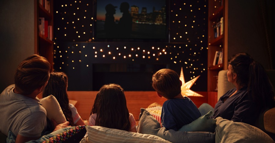 Movies, Music Have a Bigger Impact on a Child's Worldview than School, George Barna Says