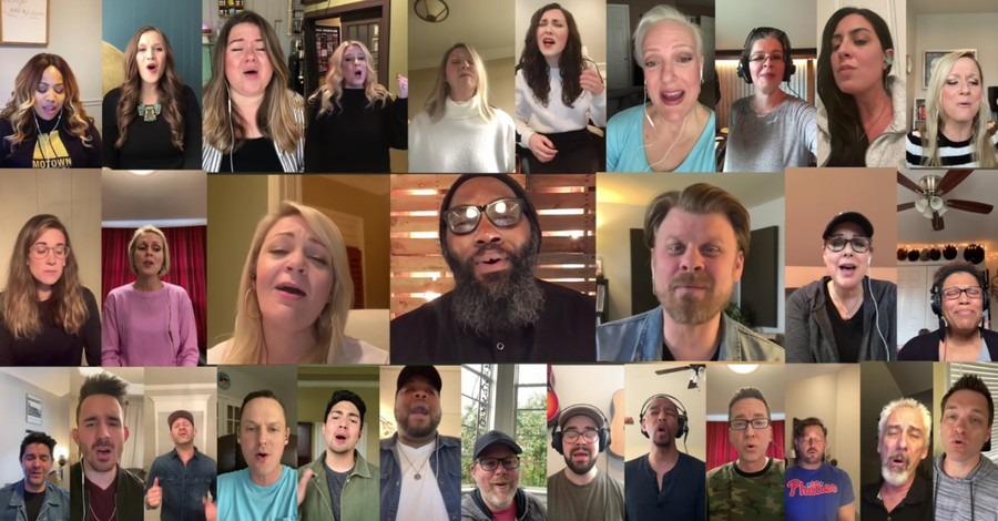 Virtual Choir's Powerful 'It Is Well' Arrangement Goes Viral with 1.4 Million Views