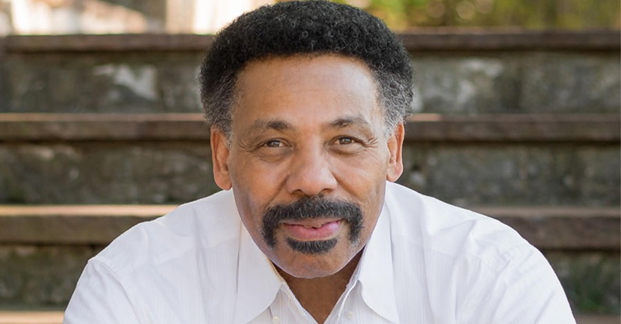Tony Evans Urges Christians to Vote According to the Word of God