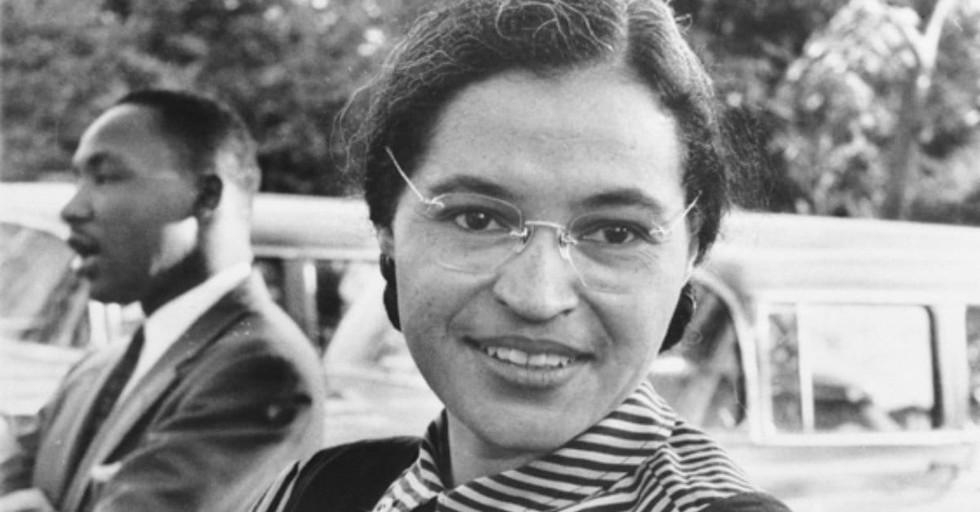 4. Rosa Parks