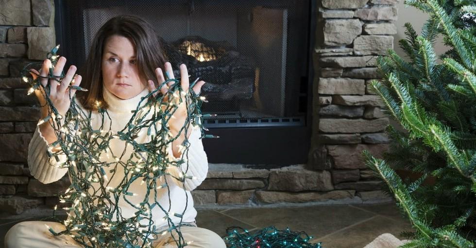 10 Ways to Lessen Stress at Christmas