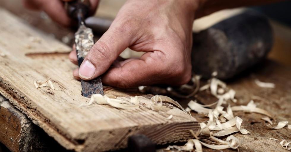 What Secrets about Fatherhood Can a Carpenter Teach?