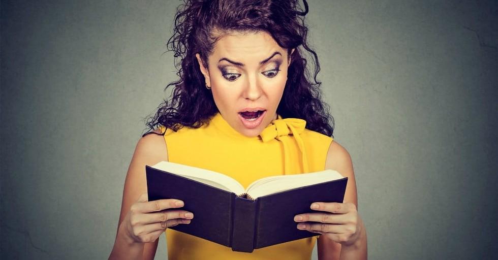 Top 10 Weird Bible Stories