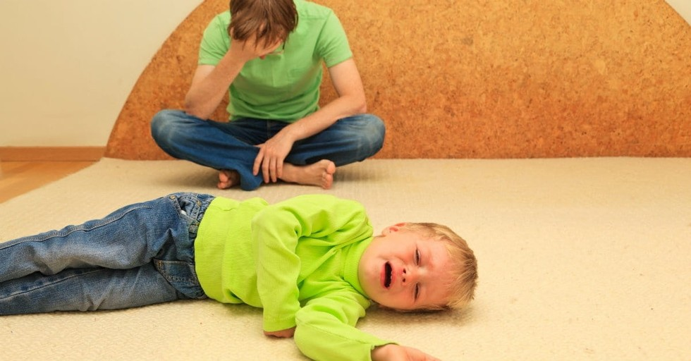 5 Ways You May Be Ruining Your Child's Life