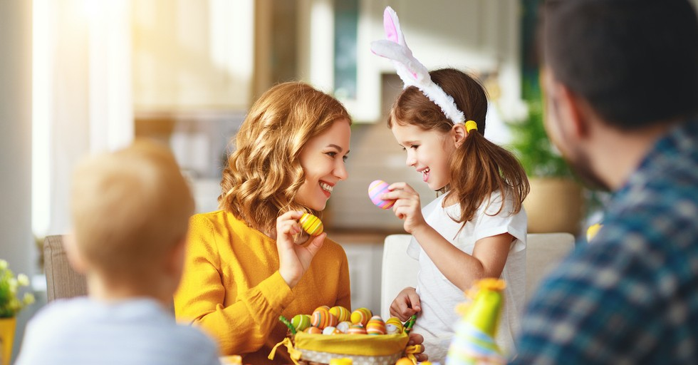 Where Do Our Typical Easter Traditions Come From?