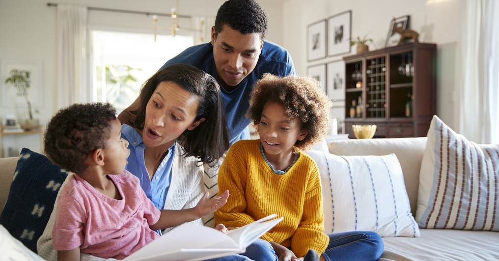7 Family Traditions That Help Kids Thrive