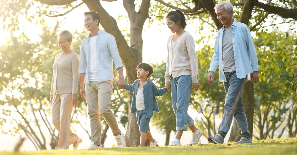 What Legacy of Faith Are You Handing Down to Your Grandkids?