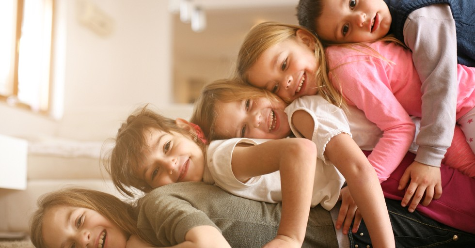 5 Reasons Comparing Your Kids Is Harmful
