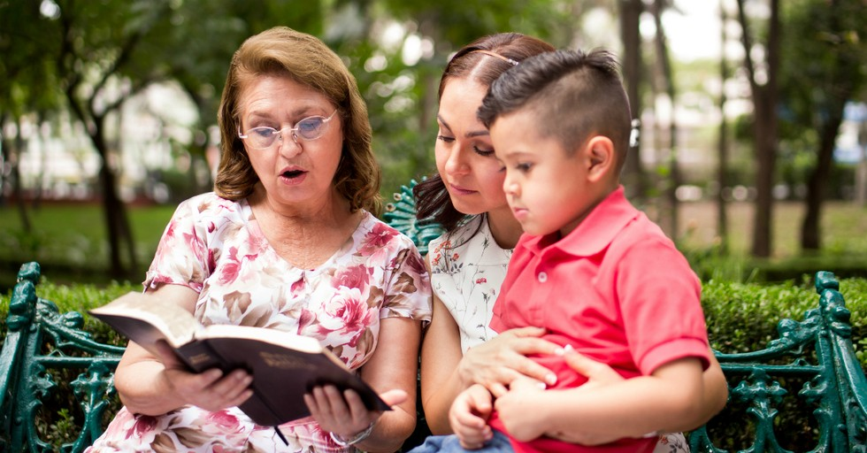 4 Ways to Help Your Kids See the Bible as Truth